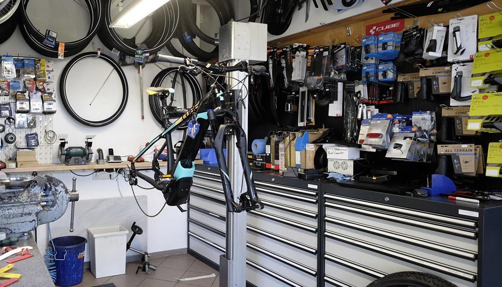Service Fahrrad Stadler